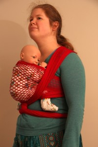 caboo baby carrier instructions